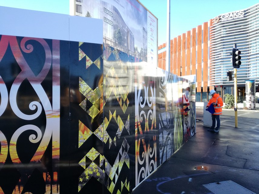 Sudima Hotel Development on Victoria & Salisbury Streets