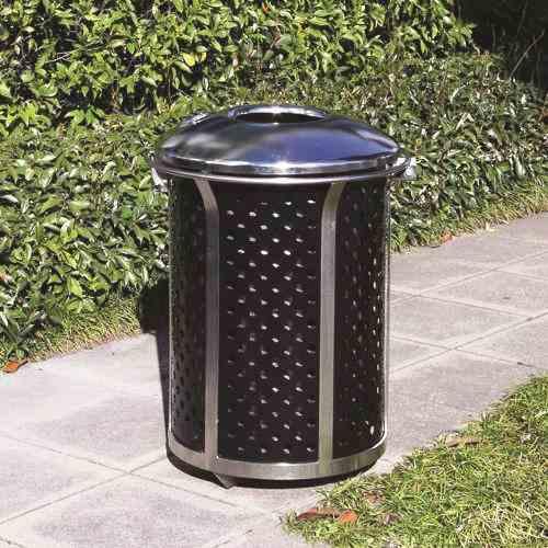 Example rubbish bin