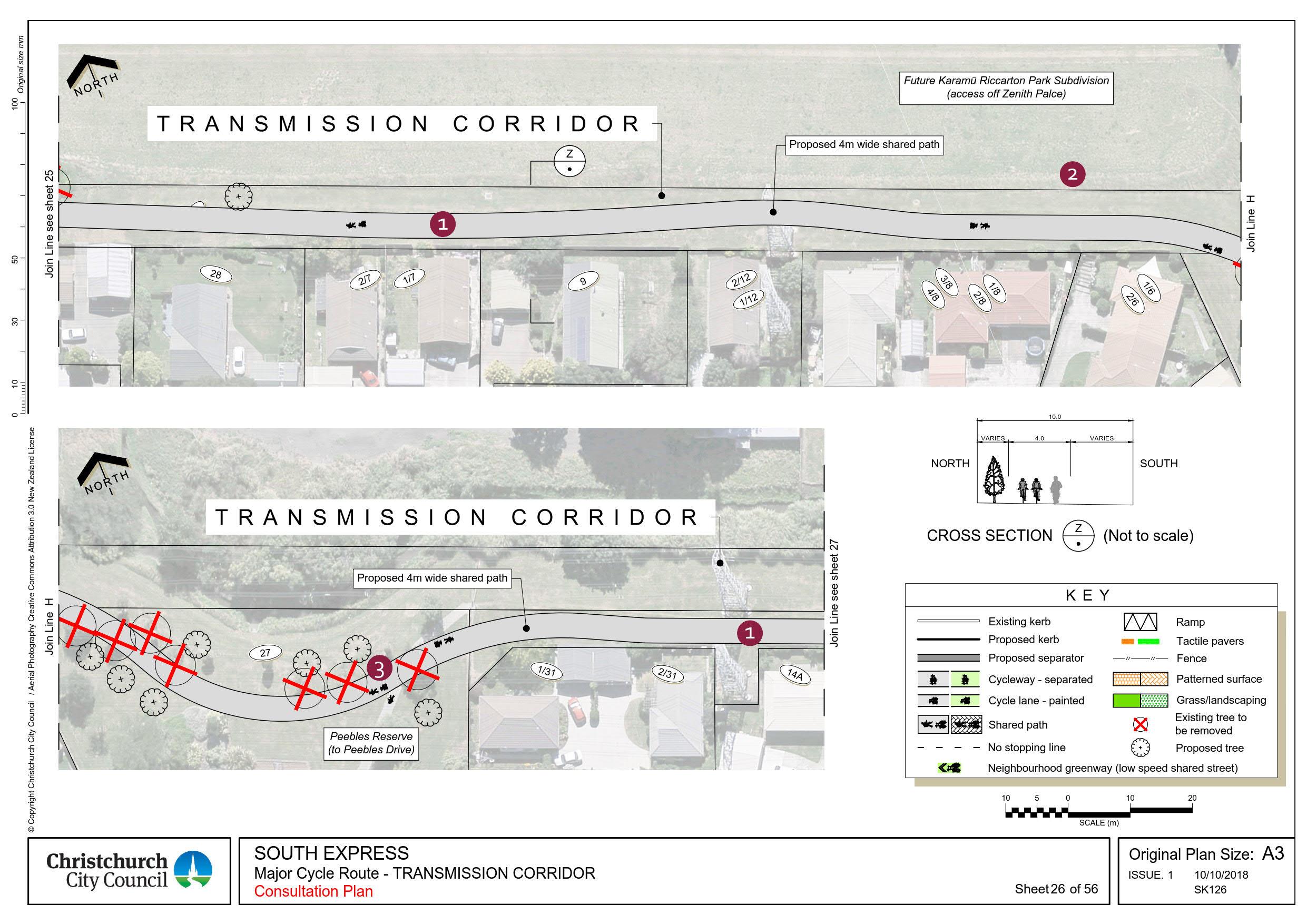'Transmission Corridor