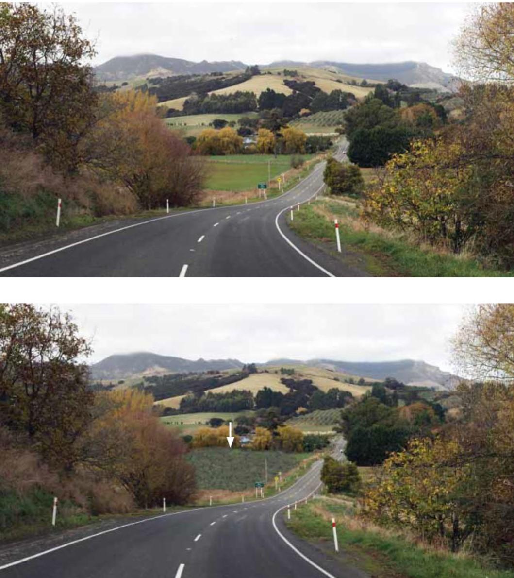 Takamatua Valley comparison