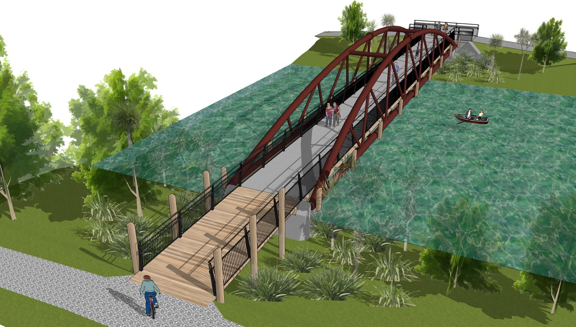 'Avondale Bridge Concept 3