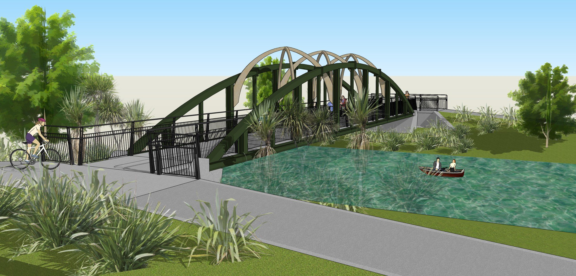 'Snell Bridge concept 1