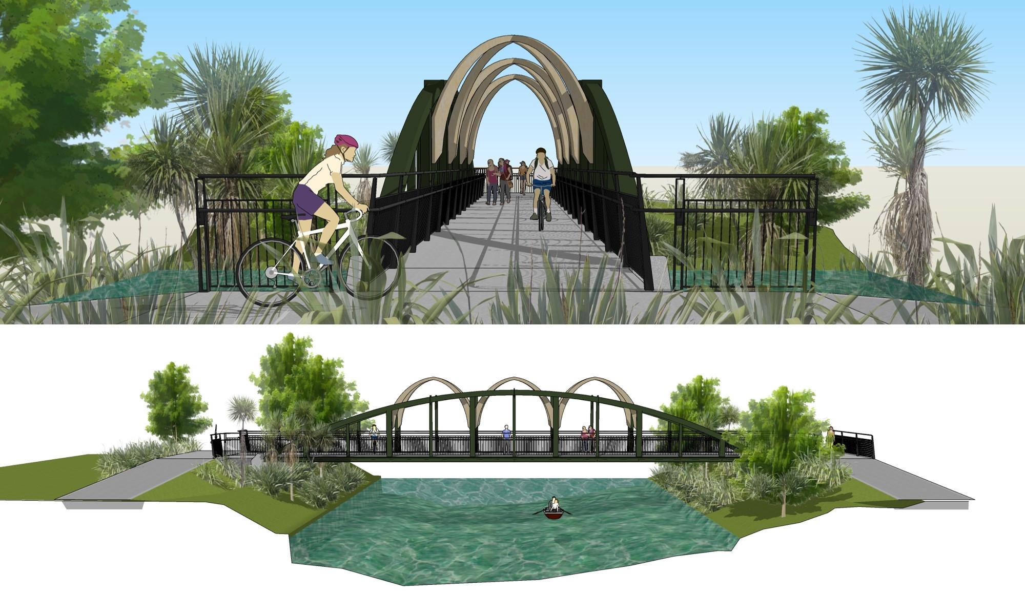 'Snell Bridge concept 2