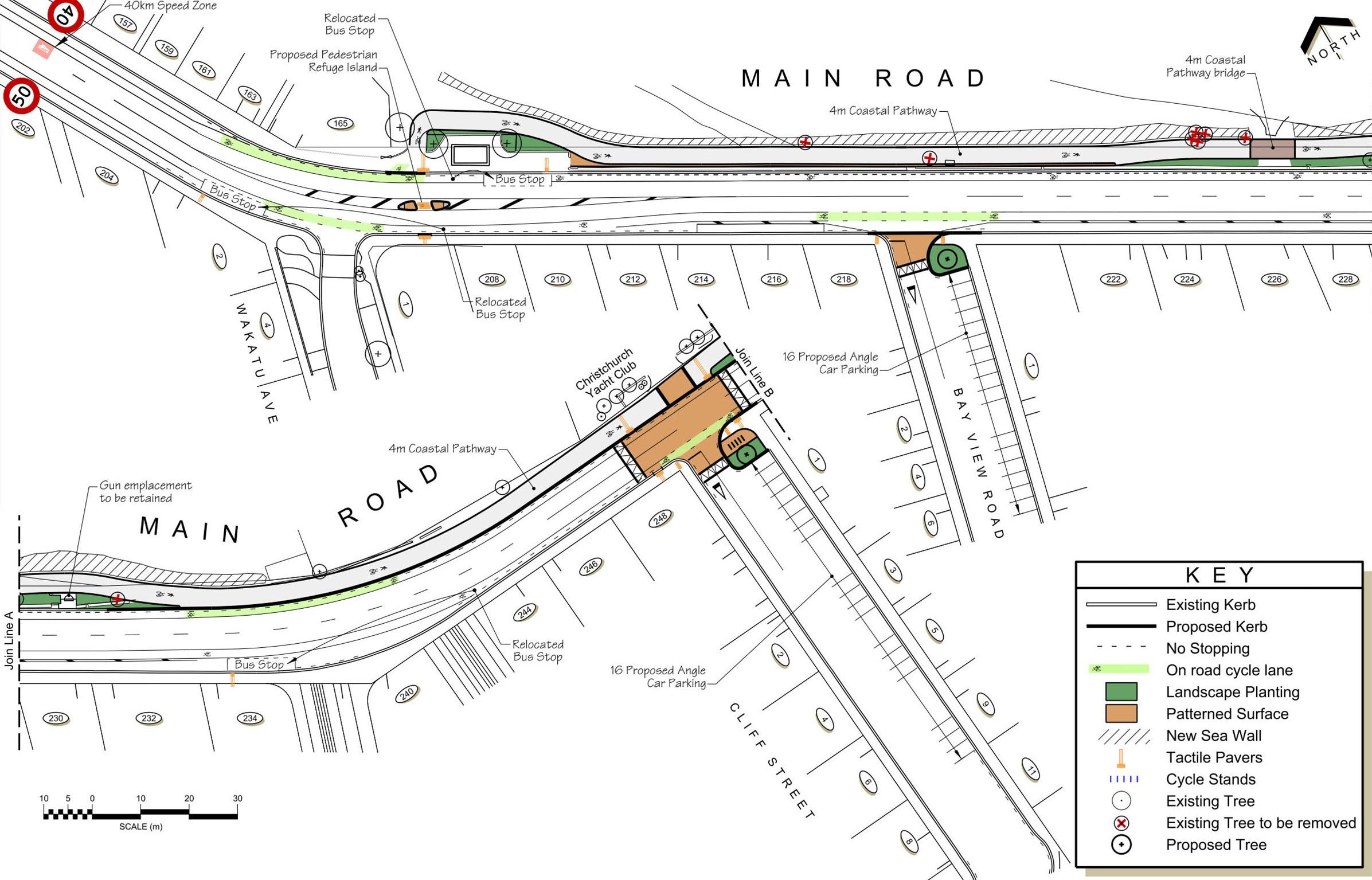 Coastal pathway plan 1