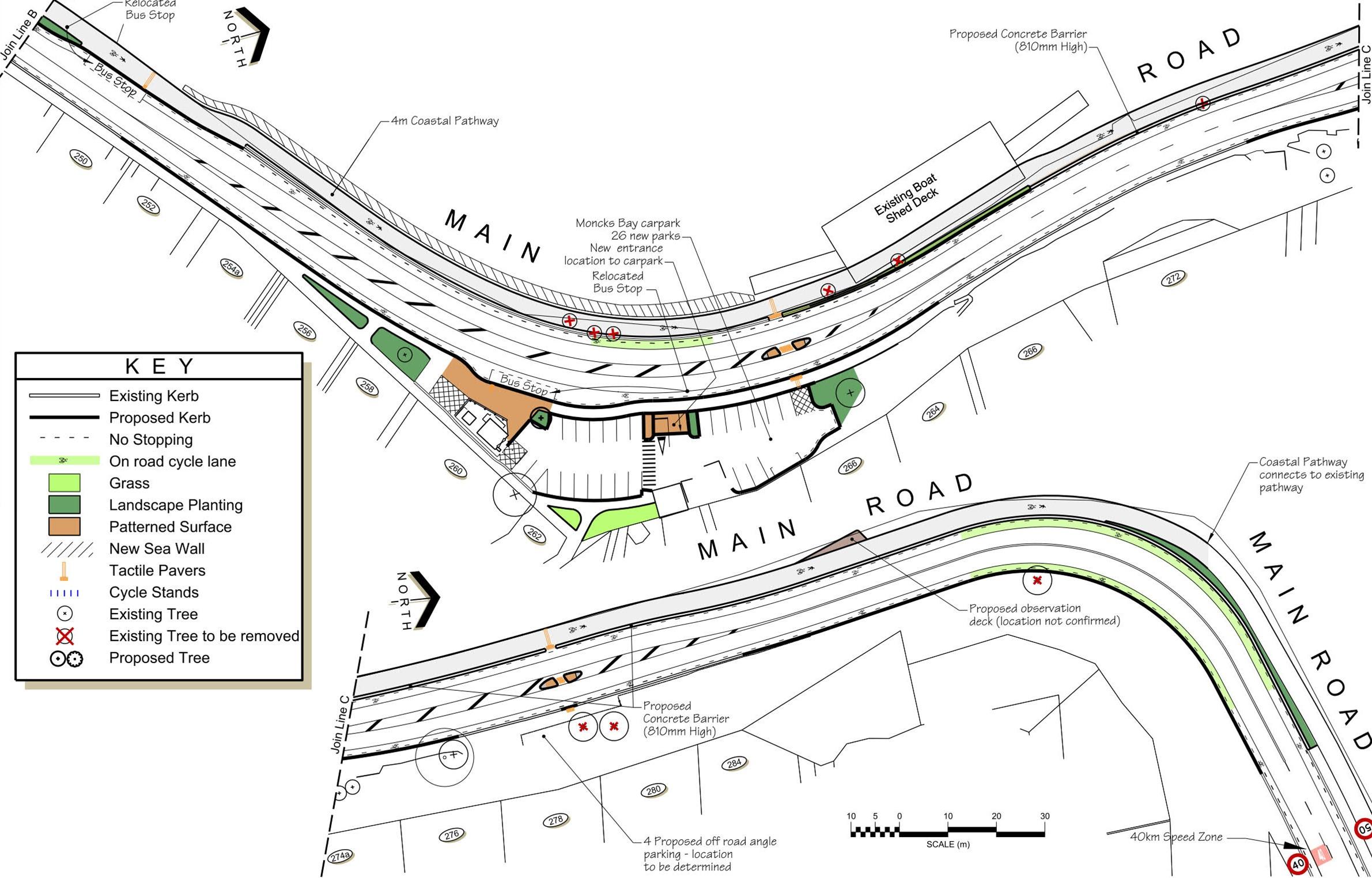 Coastal pathway plan 2