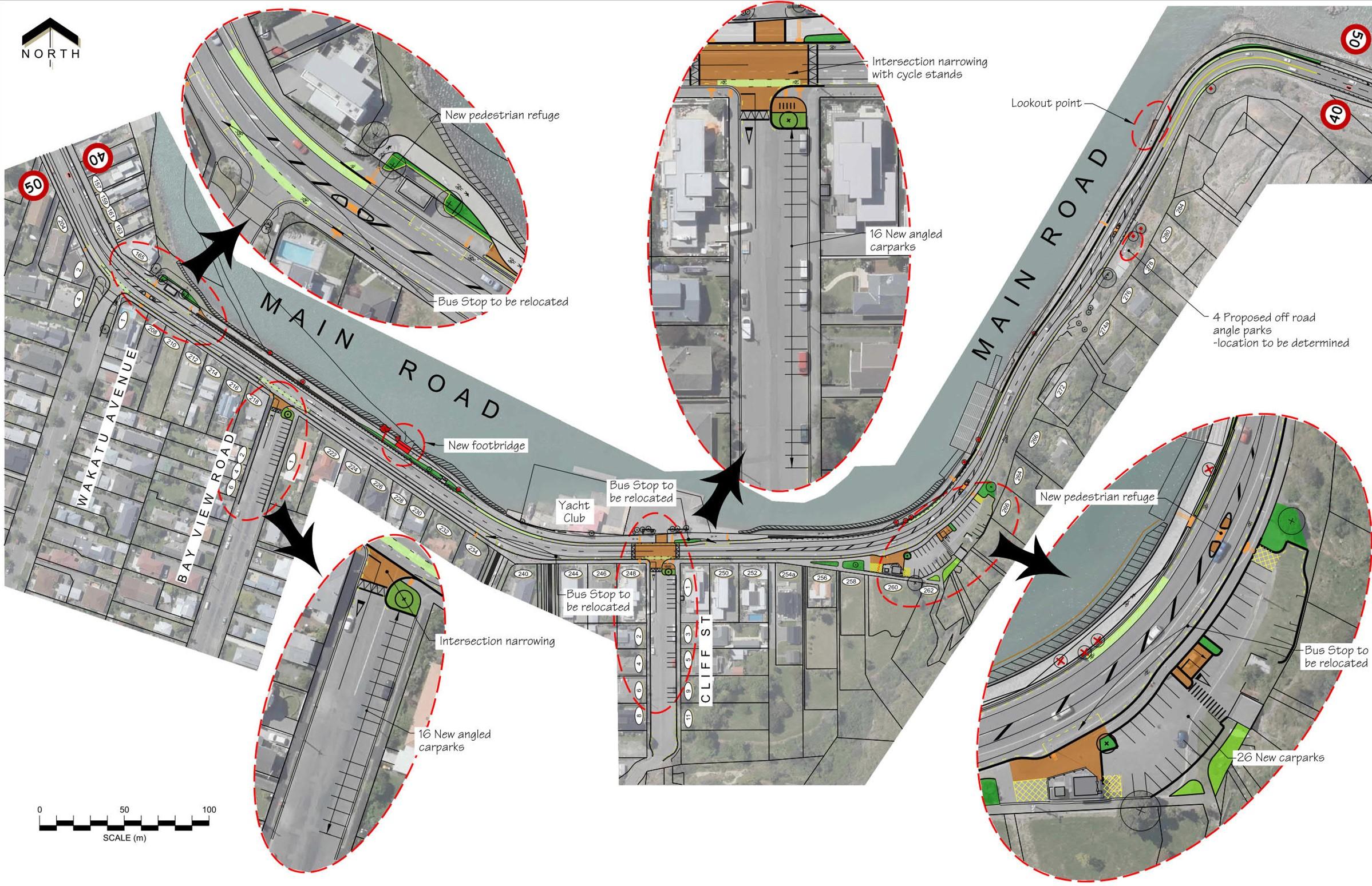 Coastal Pathway plan