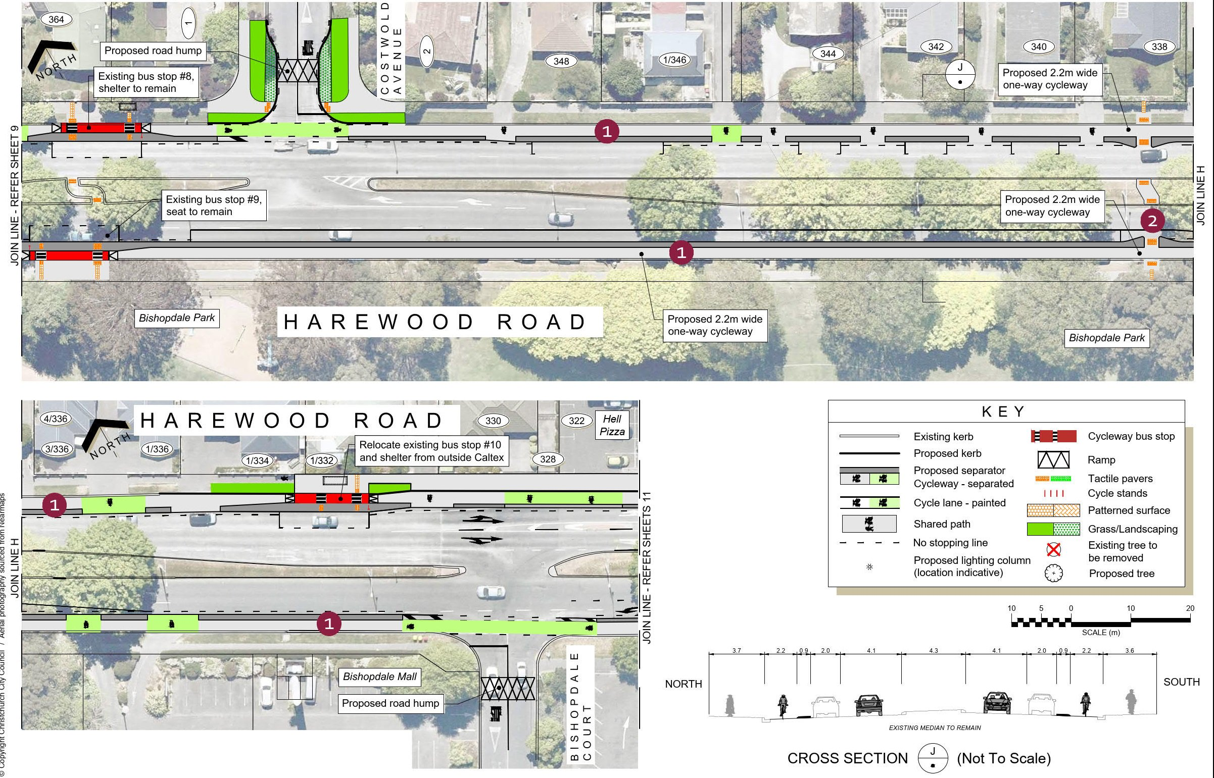 Plan 10 - 364 to 322 Harewood Road