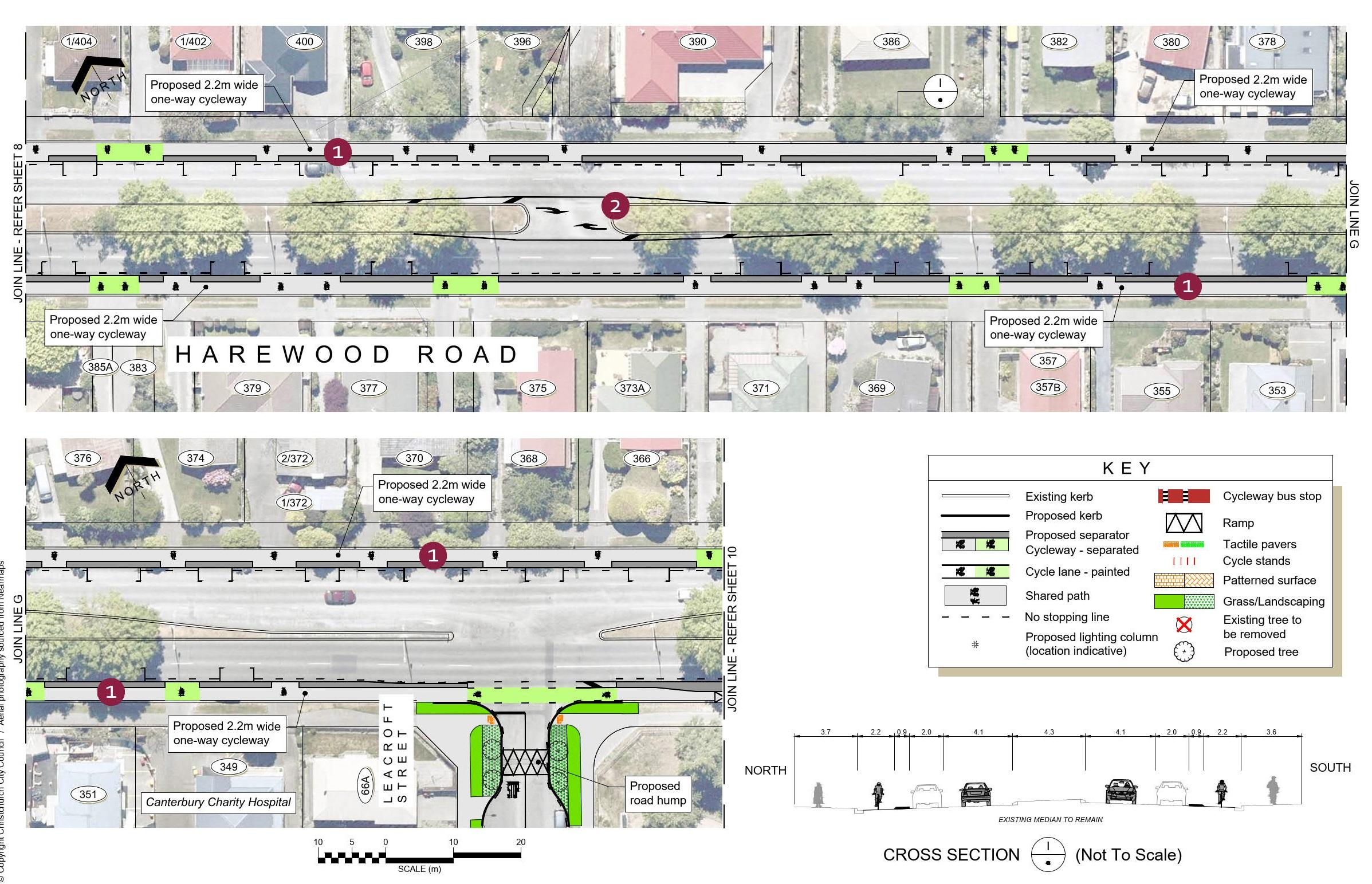 Plan 9 - 404 to 364 Harewood Road