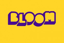 Bloom logo web tile