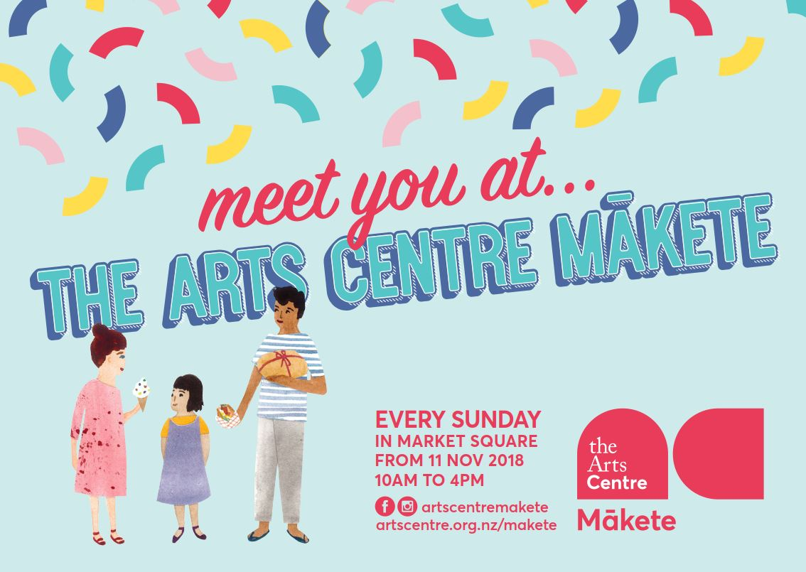 Arts Centre Mākete and Pop up Art Exhibition