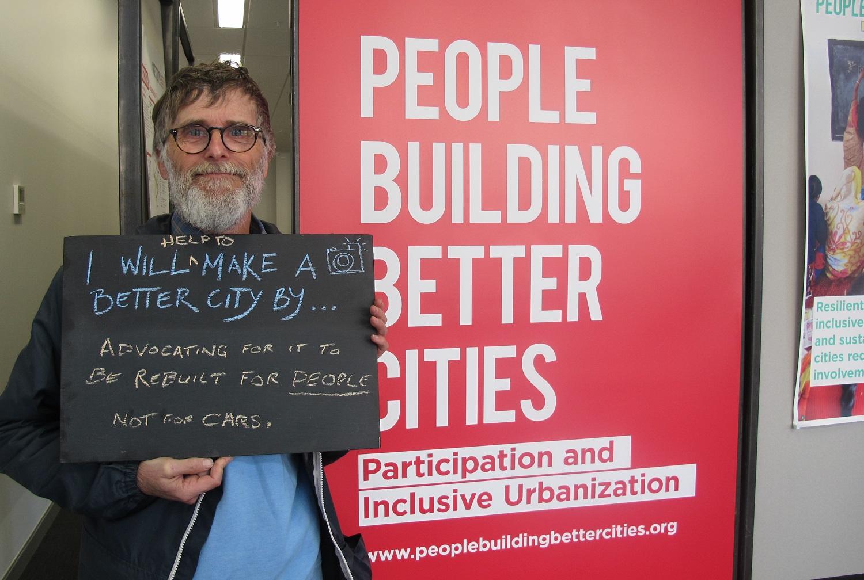People Building Better Cities