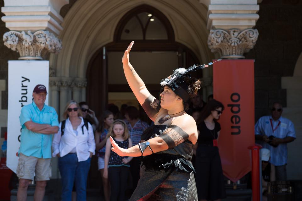 CoCA's public performance series