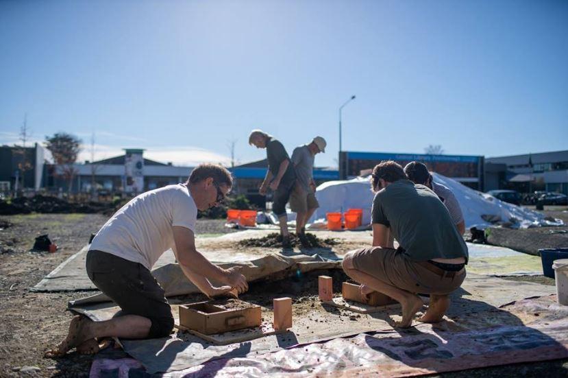 Adobe brick-making workshops