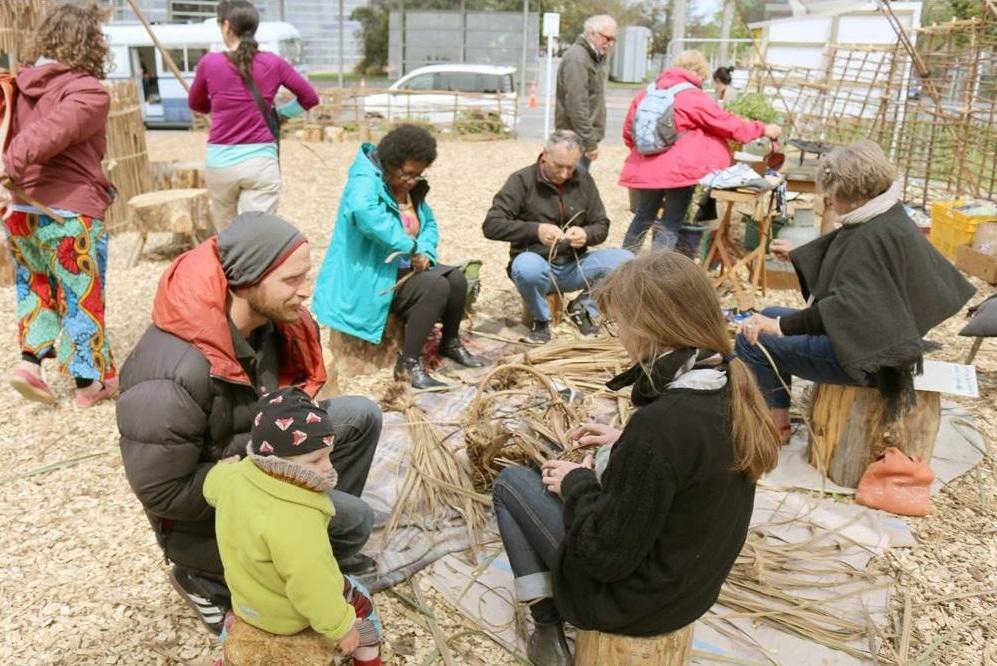 Resourceful Ōtautahi Outdoor Craft Workshop