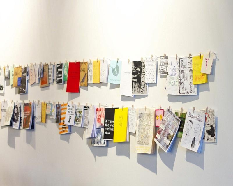 Zinefest Christchurch Workshop Series by Jane Maloney