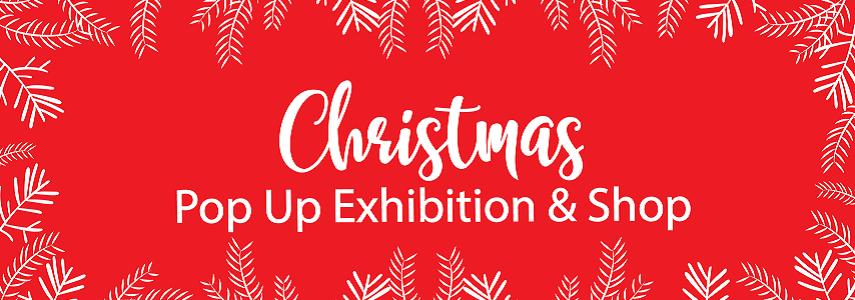 Christmas Pop-Up Exhibition and Shop : Christchurch City Council