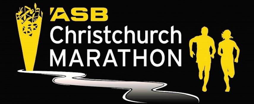 ASB Christchurch Marathon.
