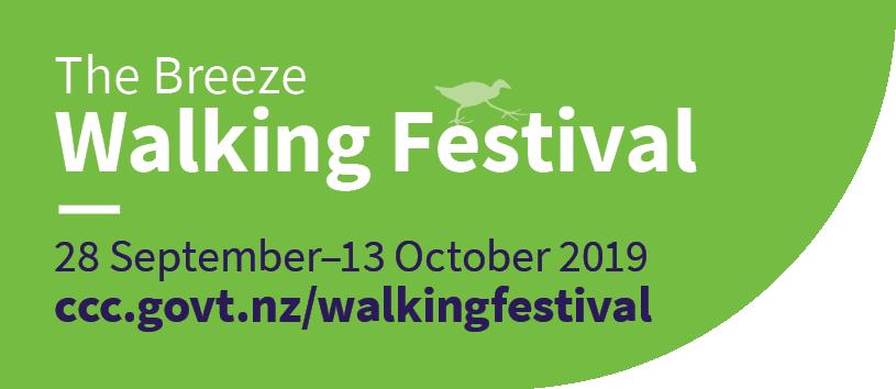 The Breeze Walking Festival 2019 : Christchurch City Council