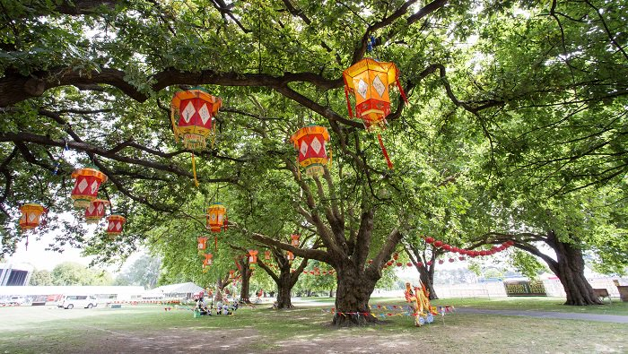'Lantern Festival in the Entertainment Triangle
