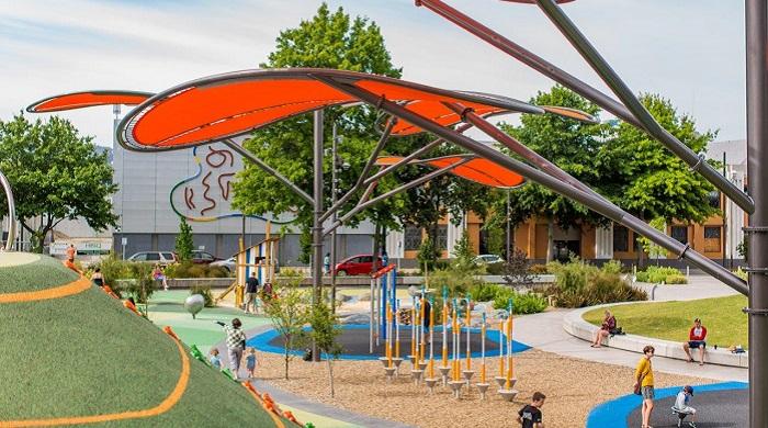 'Margaret Mahy Playground