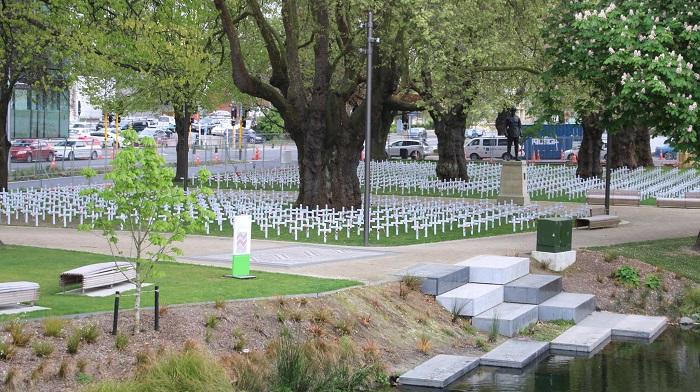 'Remembrance Park