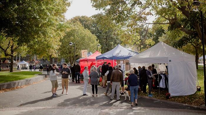 'Markets in Victoria Square