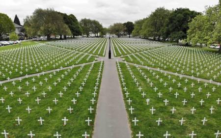 Lest we forget: Armistice Day centenary : Christchurch City