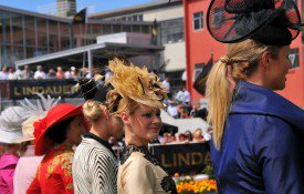 hats at cup day T2