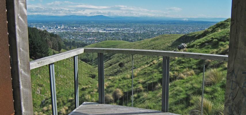 Mt Vernon Farm Park walks : Christchurch City Council