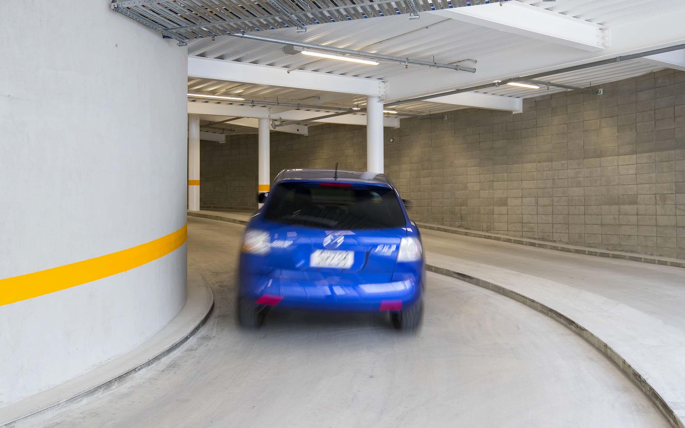 Lichfield Street Parking Building Opens Christchurch City Council