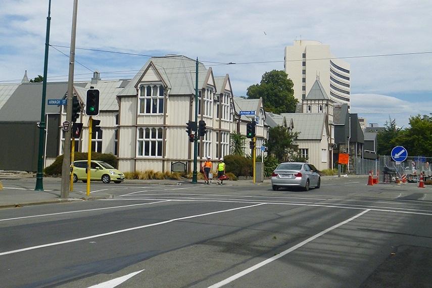 'Durham Street