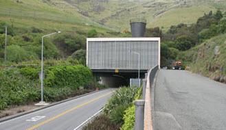 Lyttelton Tunnel